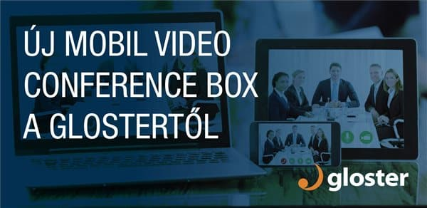 gloster Mobil Video Confrence Box